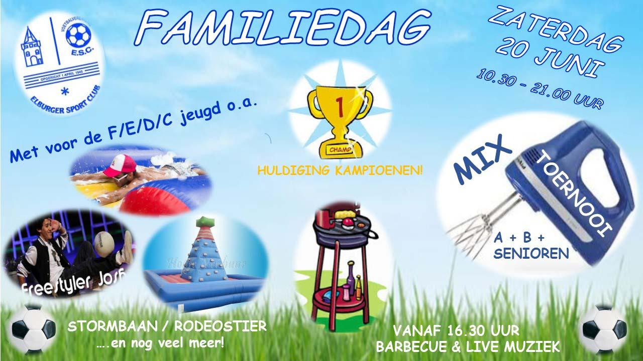 Poster familiedag
