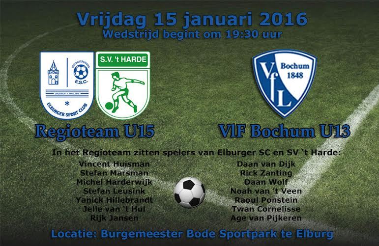 Regioteam vs Bochum