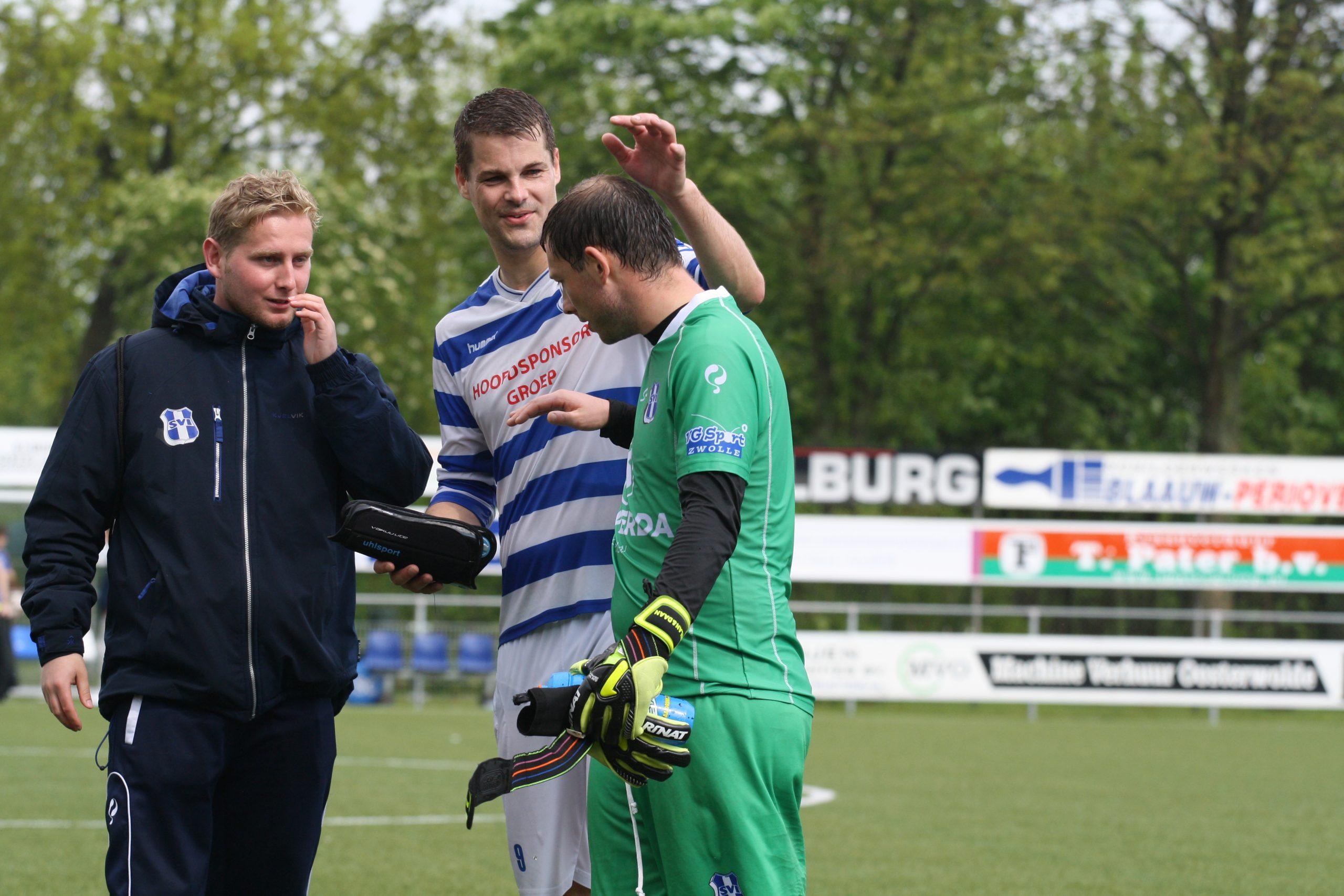 Elburger Sportclub en SVI delen de punten op slotdag: 2-2 - Elburger SC