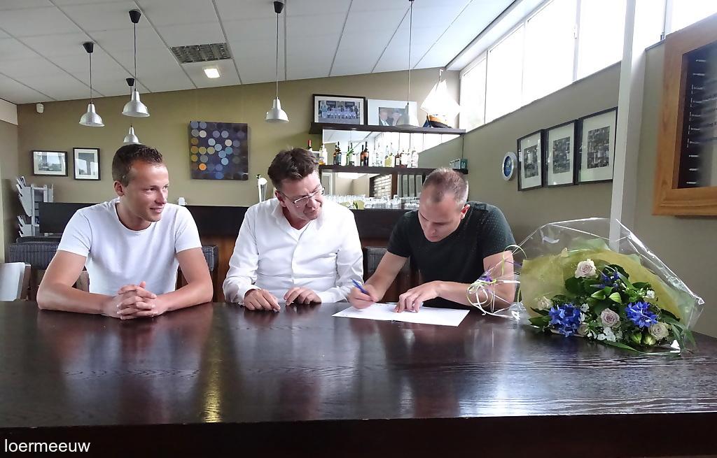 Wierda en Partners Vermogensbeheer sponsort voetbalkooi ESC - Elburger SC