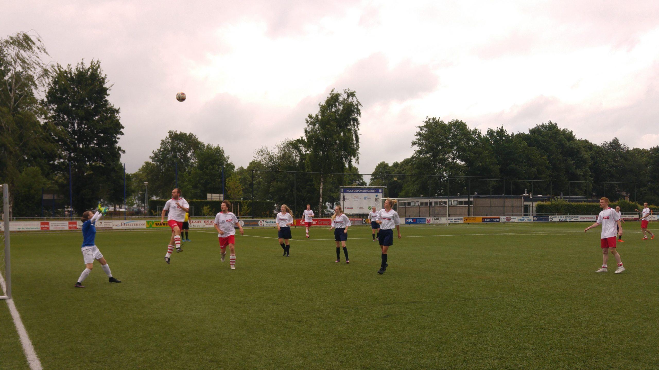 Sponsortoernooi Elburger Sportclub weer succesvol - Elburger SC