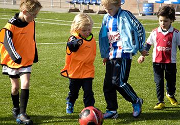 A.s. zaterdag start de voetbalschool weer! - Elburger SC