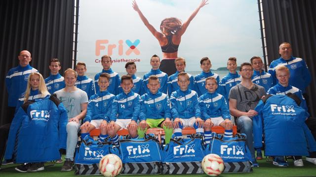 Frix CrossFysiotherapie sponsor ESC O15-1 - Elburger SC