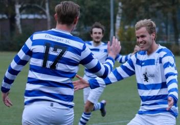 Wedstrijdverslag ESC 3 – VV Nunspeet 4 - Elburger SC