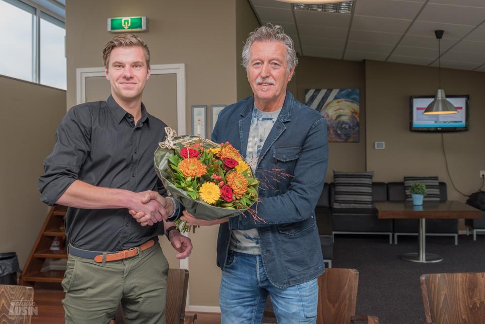 Internetbureau Beter Bekend tekent 5-jarig sponsorcontract - Elburger SC