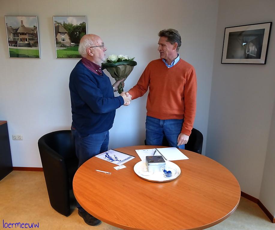 Prins Bouw BV tekent nieuw sponsorcontract bij ESC - Elburger SC