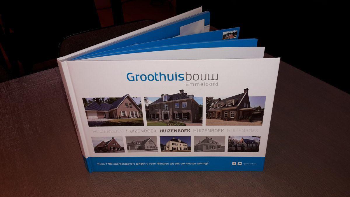 Bedrijfsbezoek Businessclub bij Groothuis Bouw - Elburger SC