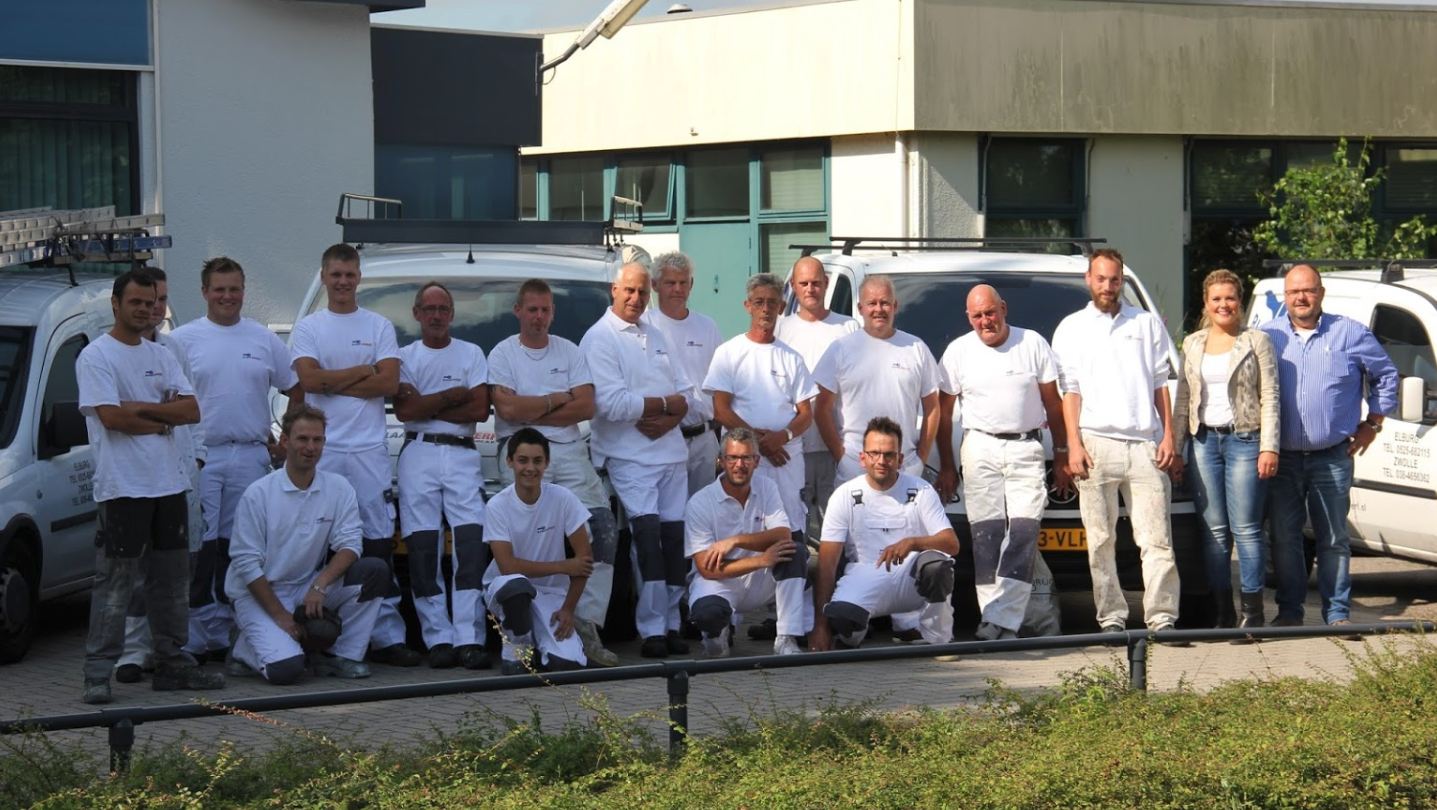 Sponsor uitgelicht: Blaauw Perioverf - Elburger SC