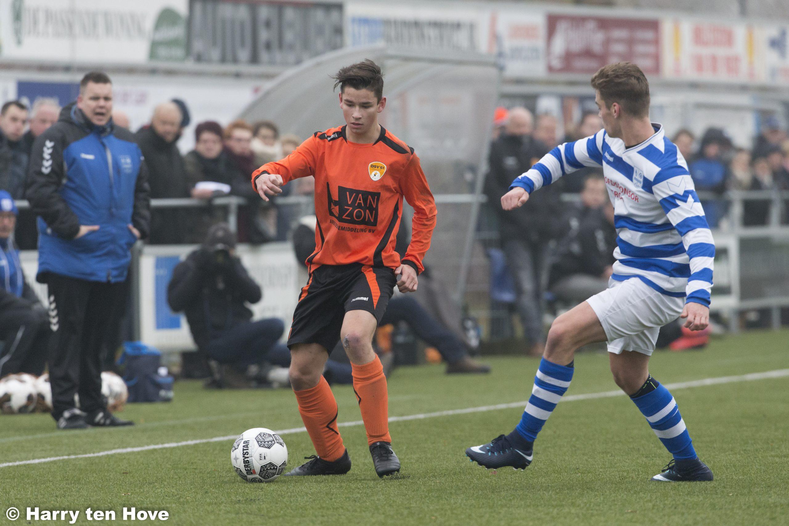 Van Schoonhoven krijgt gelijk - Elburger SC
