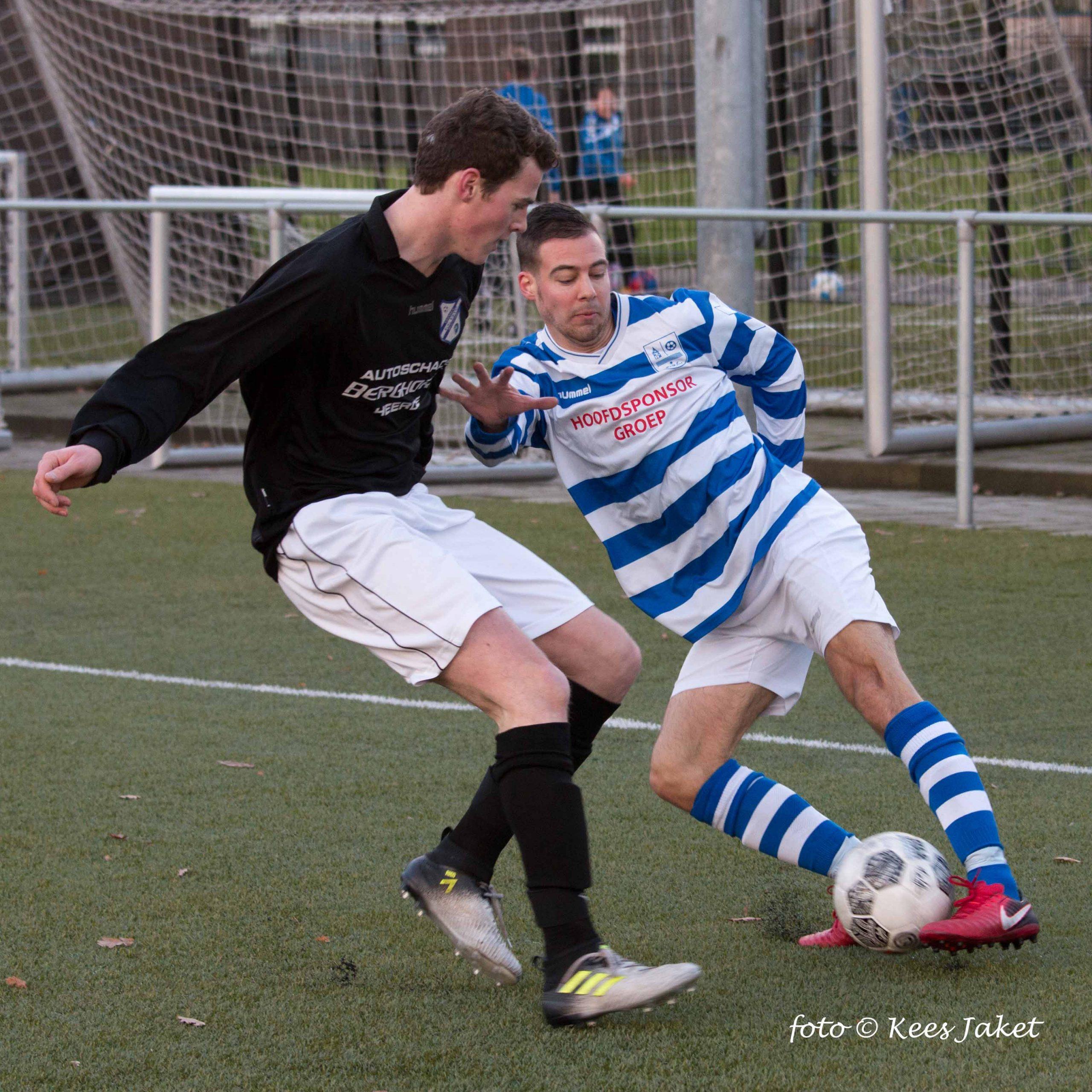 Elburger Sportclub wint laatste thuiswedstrijd met 5-3 - Elburger SC