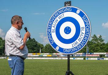 ElburgerSC - Bestuur Supportersvereniging Blauw Wit