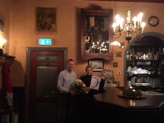 Café de Haven sluit sponsorcontract met ESC - Elburger SC