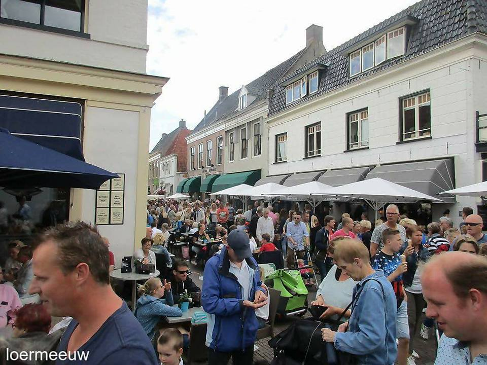 Vrijwilligers pinkstermarkt bedankt! - Elburger SC