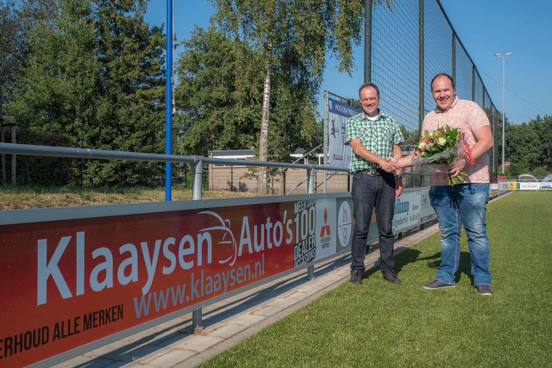 Klaaysen Auto's uit Wezep verlengt bordcontract bij ESC - Elburger SC