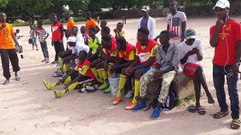 Voetballers voor voetballers - Elburger SC