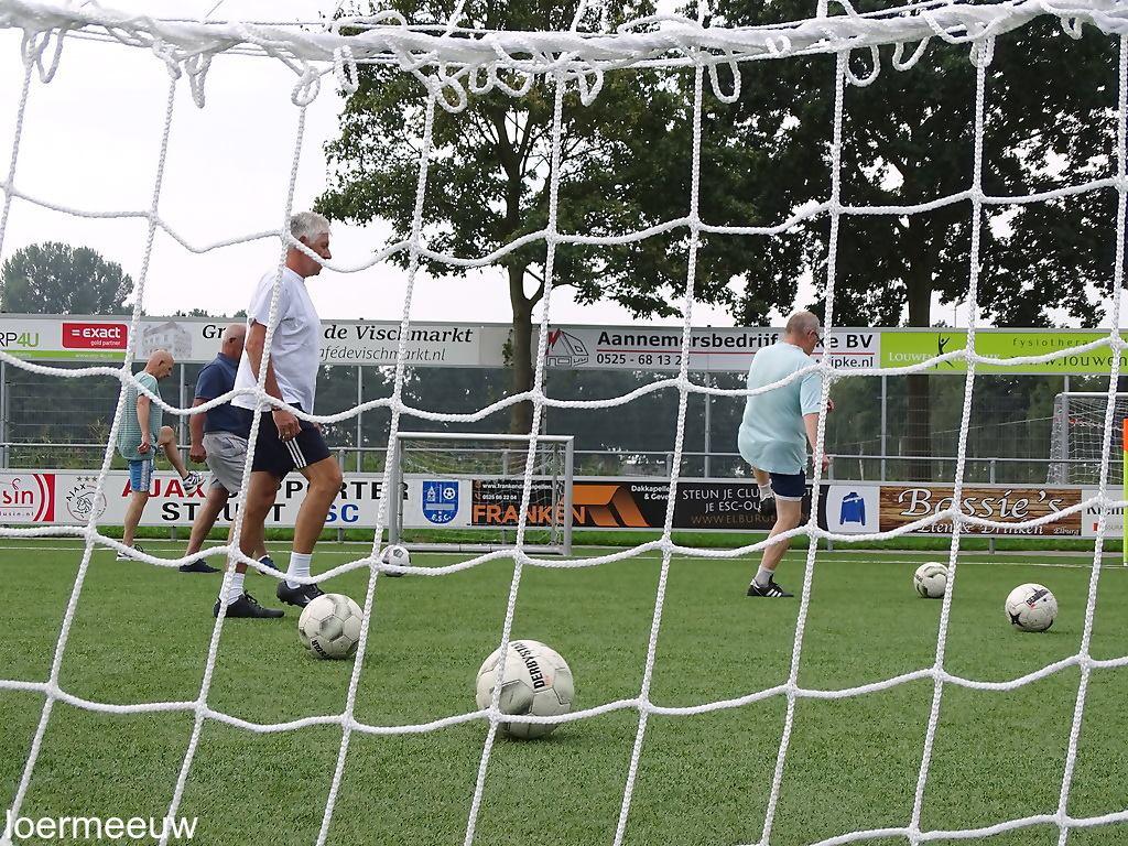 Wandelvoetbal bij ESC van start - Elburger SC