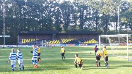 JO8-2 pakt door en wint ook 2e competitie wedstrijd - Elburger SC