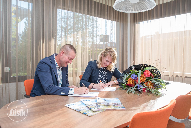 ESC en Rabobank Noord Veluwe schouder aan schouder in het nieuwe voetbalseizoen - Elburger SC