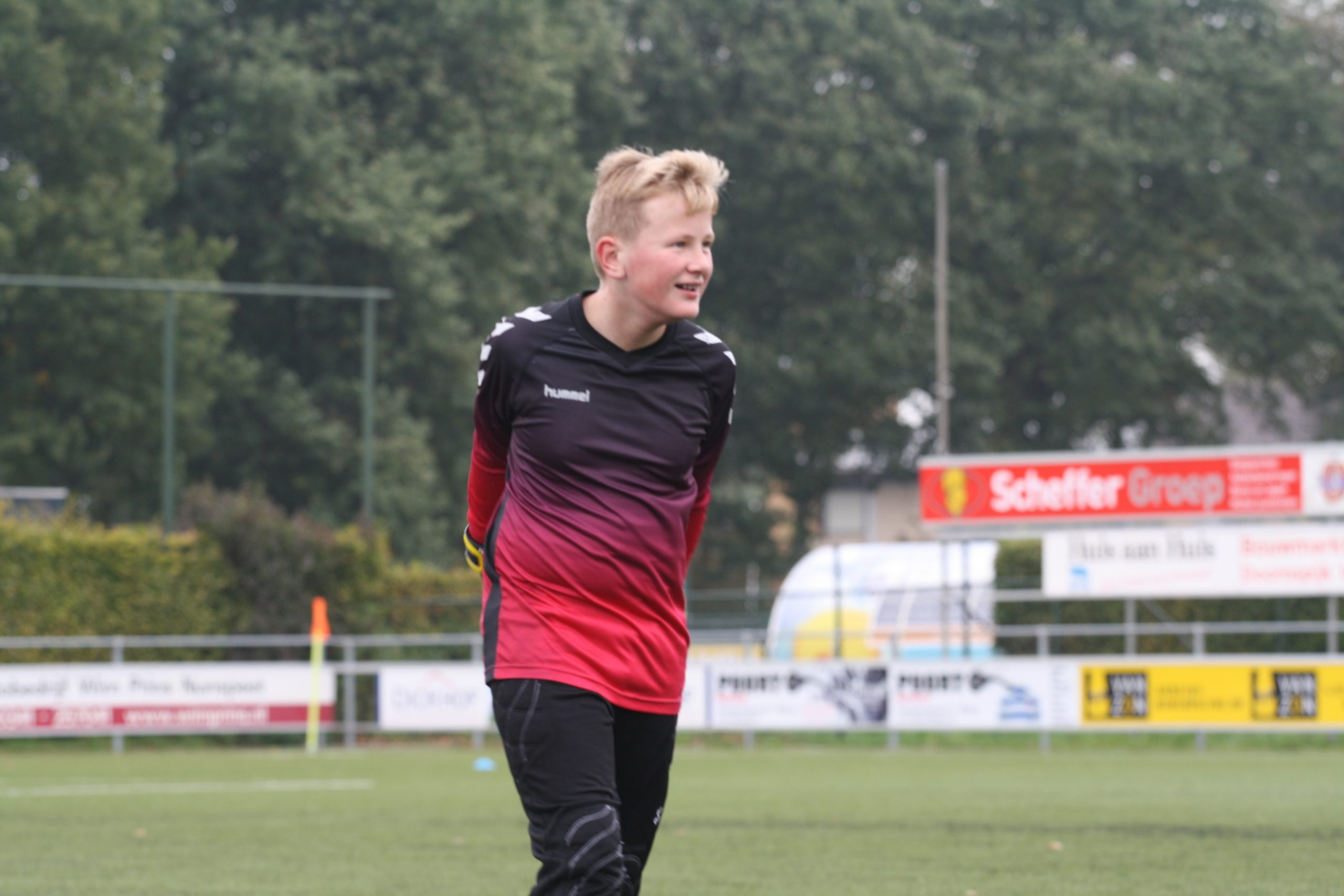 Foto's Keepersdag ESC - Elburger SC