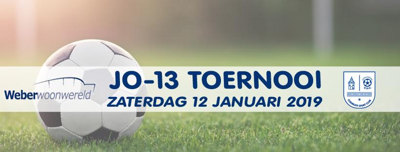 JO13 Toptoernooi - ElburgerSC