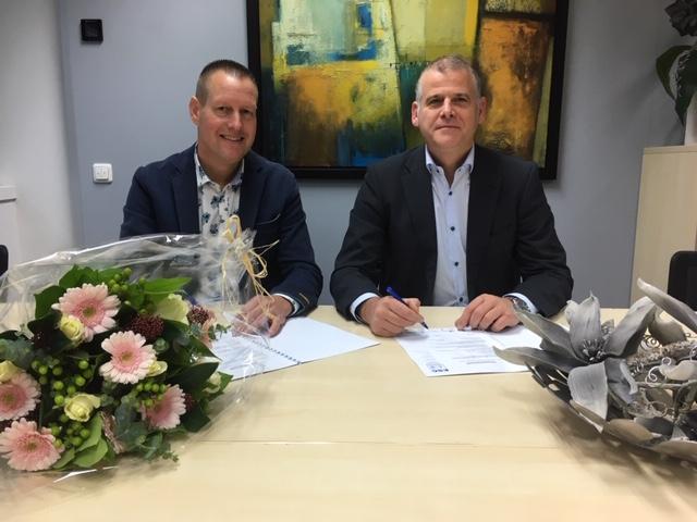Verlenging sponsorcontract Inclusief Gresbo BV - Elburger SC