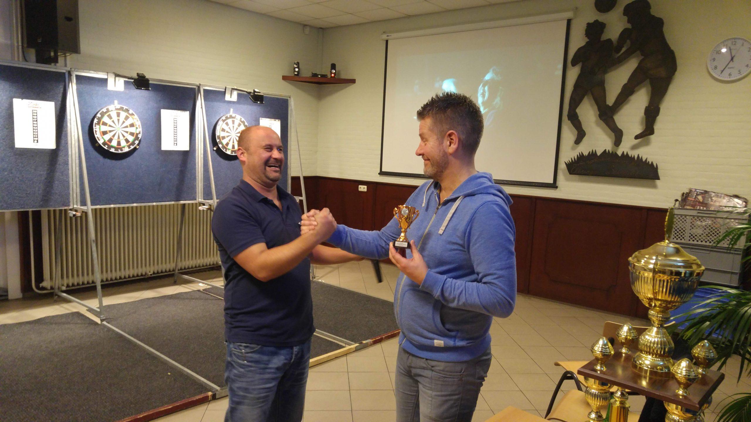 3e Gerrit Nagelhout Darttoernooi - Elburger SC