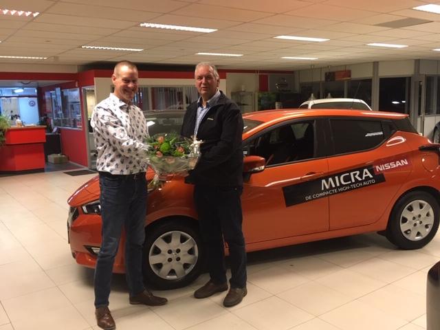 Verlenging sponsorcontract Autobedrijf van de Bunte en ESC - Elburger SC