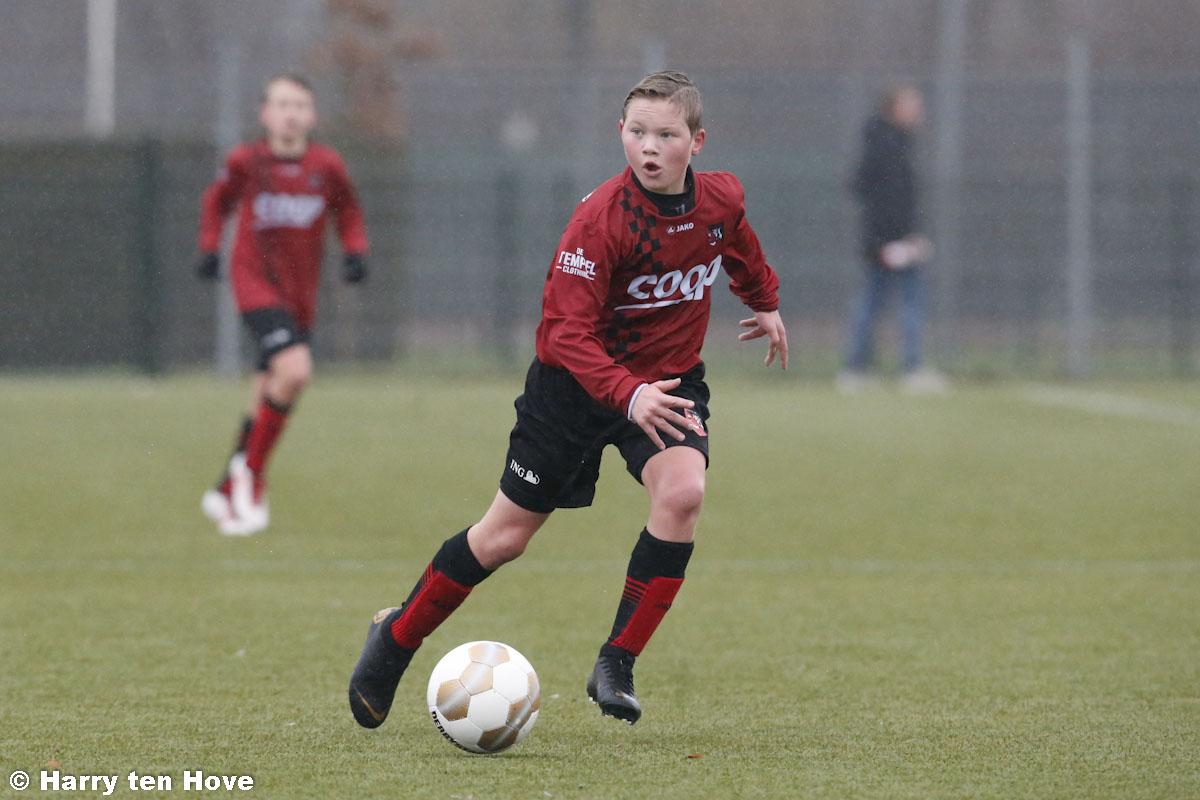 Regio Team winnaar Weber Woonwereld JO-13 Jeugdtoernooi - Elburger SC