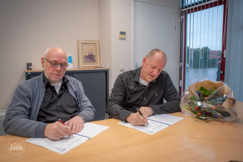 Visscher Assurantiën ook komende jaren hoofdsponsor ESC - Elburger SC