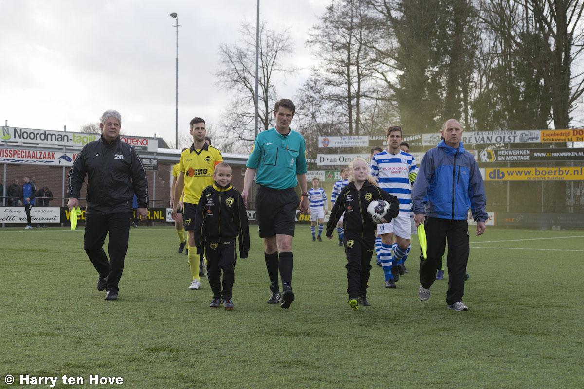 Elburger Sportclub verliest derby tegen VSCO '61 met 2-0 - Elburger SC