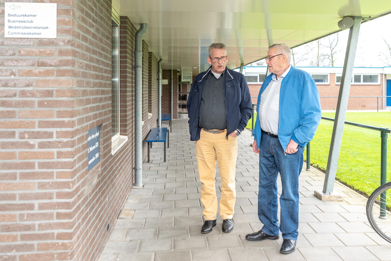 Nieuwe bordsponsor Elburger Sport Club - Elburger SC