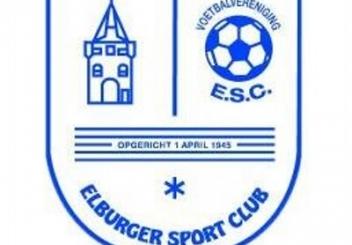 1-0 bekerwinst voor Elburger Sportclub - Elburger SC