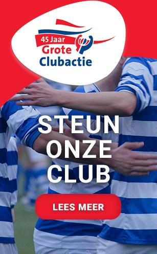 Grote clubactie - Elburger SC