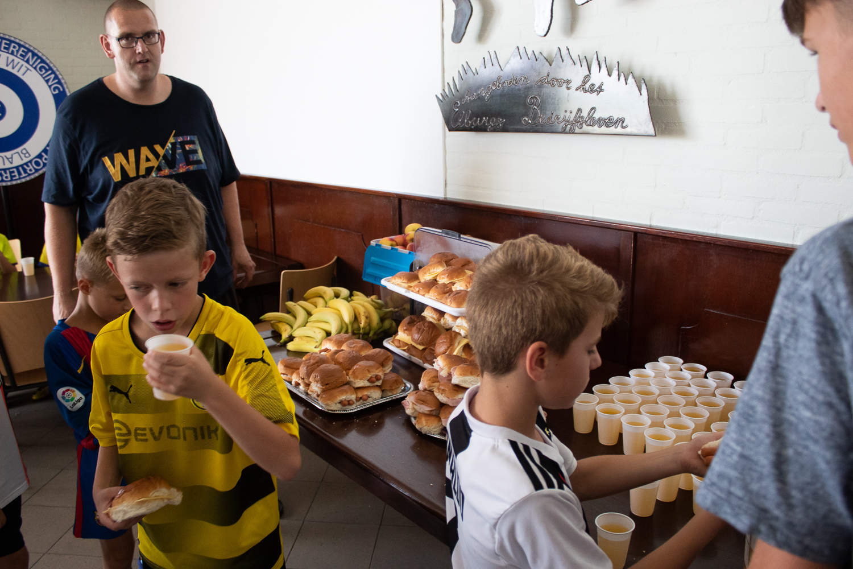 Geslaagde aftrapdag Elburger SC - Elburger SC