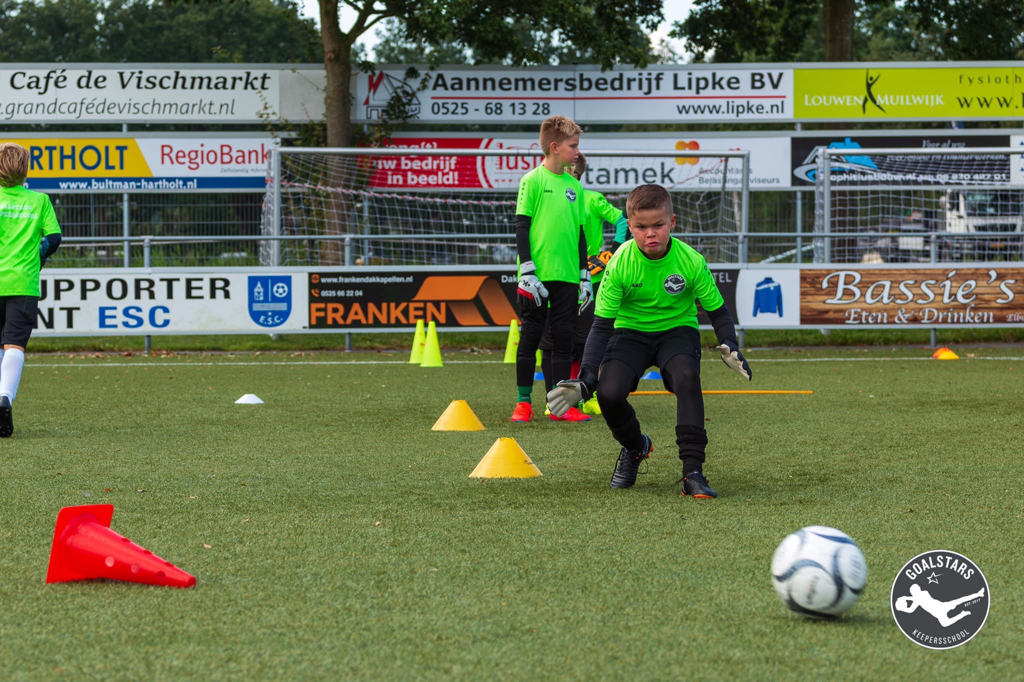 Goalstars Keepersdag op donderdag 24 oktober - Elburger SC