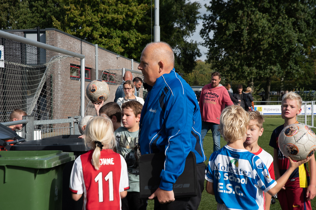 Voetbalschool viert 15-jarig jubileum - Elburger SC