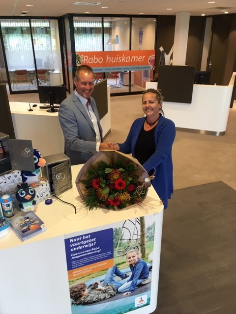 Rabobank Noord Veluwe verlengt sponsorcontract met Voetbalvereniging ESC - Elburger SC