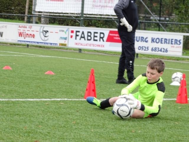 Tweede edite ESC/Goalstars keepersdag wederom een succes - Elburger SC