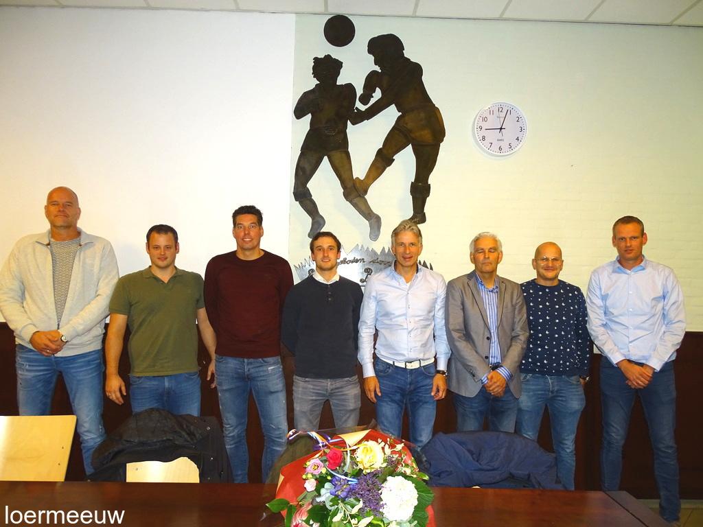 Nieuw bestuur Elburger Sport Club - Elburger SC