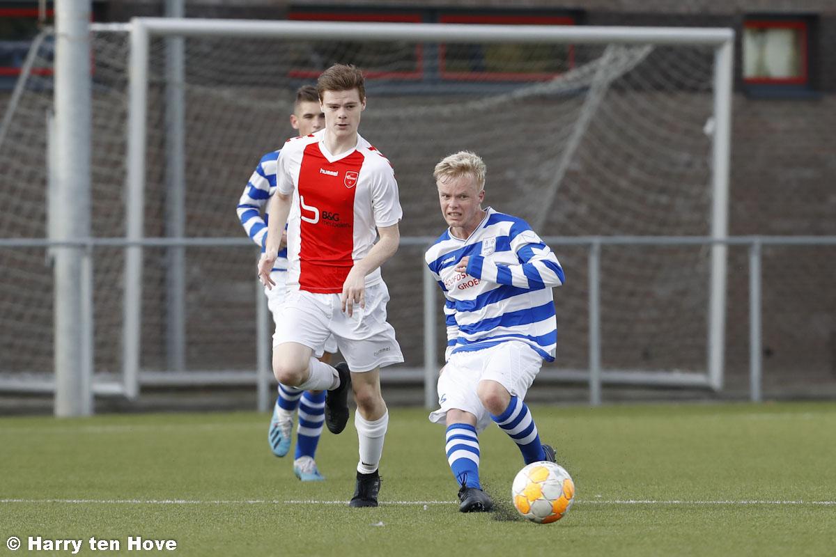 Elburger Sportclub op bezoek bij HTC (Zwolle) - Elburger SC