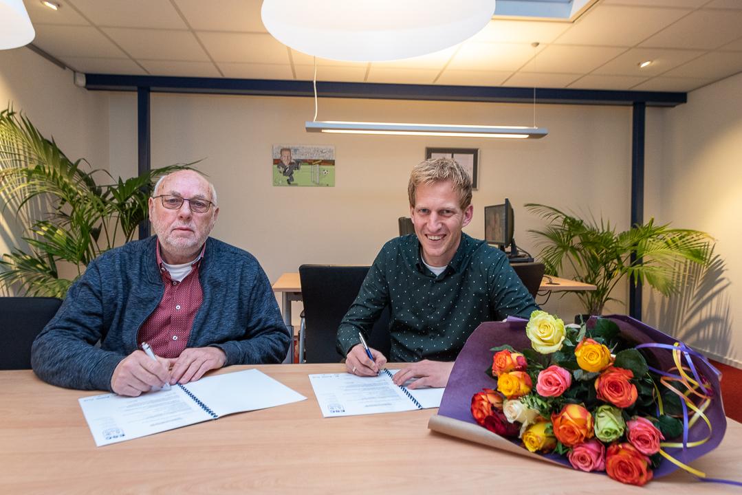 Accountantskantoor Timmer B.V. verlengt contract hoofdsponsorgroep - Elburger SC