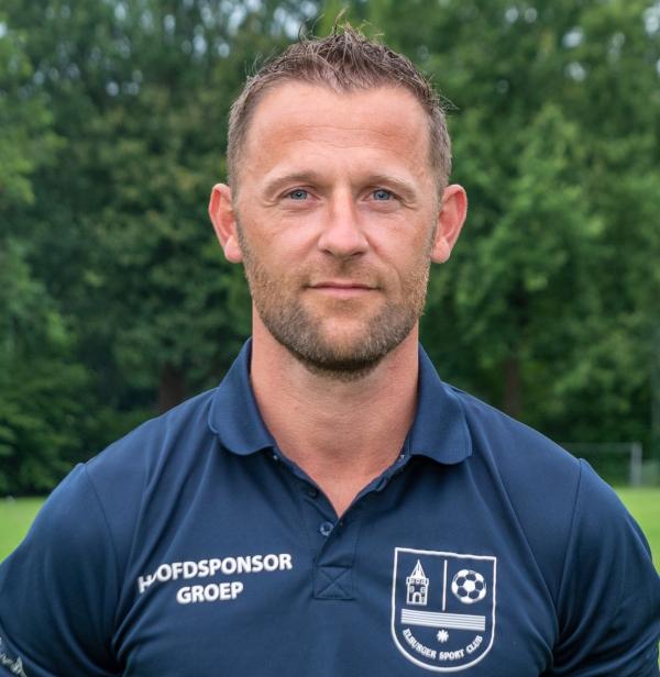 Hoofdtrainer Siemen Lindeboom verlengt contract - Elburger SC