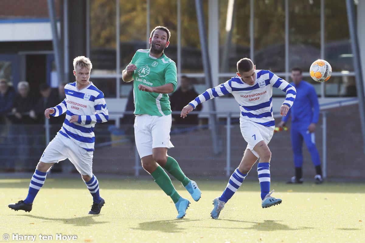 Na vier weken weer thuiswedstrijd voor Elburger Sportclub - Elburger SC