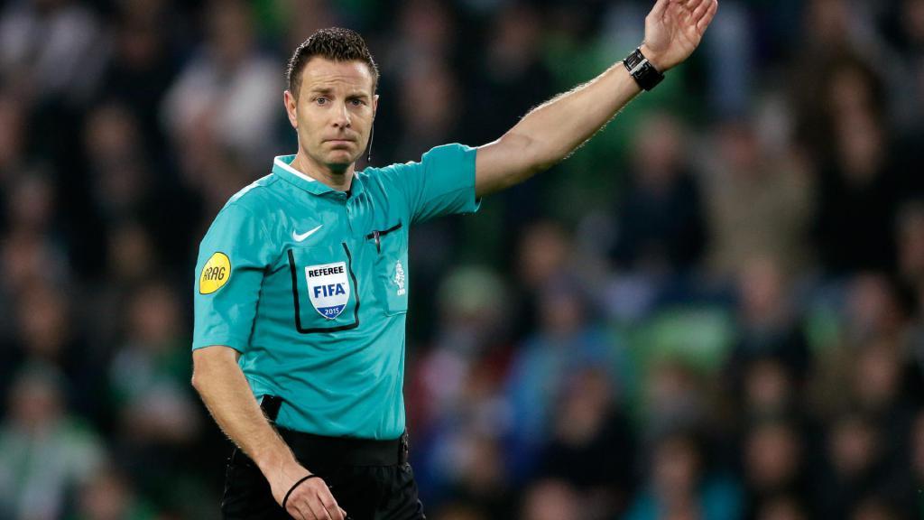 Zonder scheidsrechter geen voetbal - Elburger SC