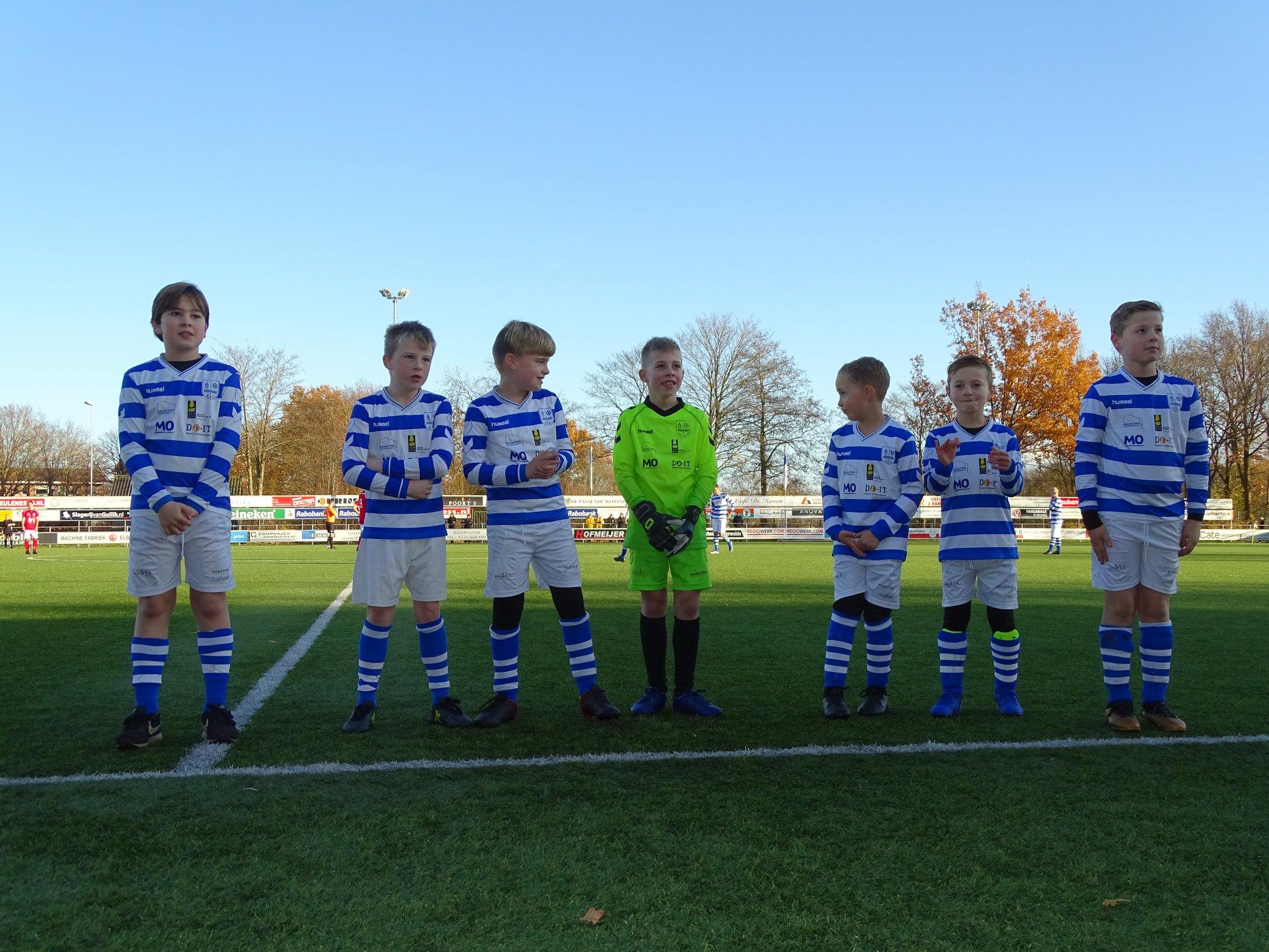 JO9-2 Team van de week - Elburger SC