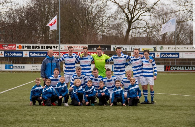 JO9-1 team van de week - Elburger SC