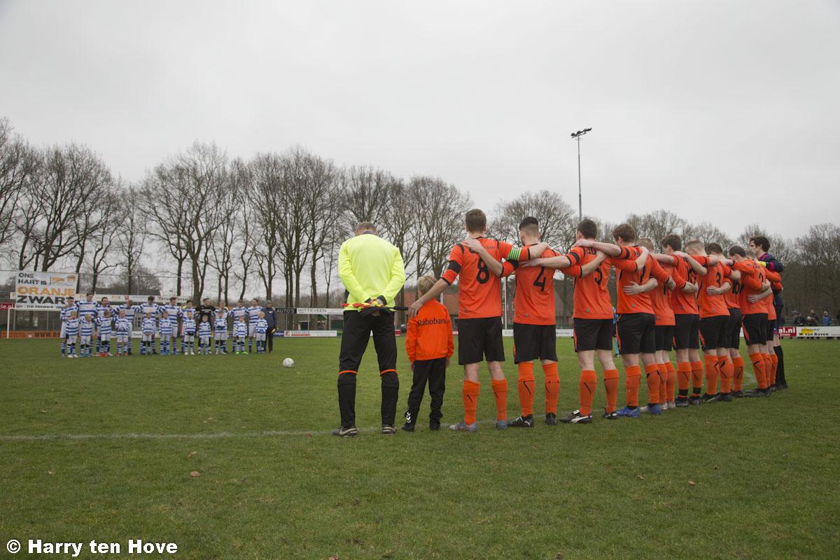 DSV '61 – Elburger Sportclub eindigt onbeslist; 1-1 - Elburger SC