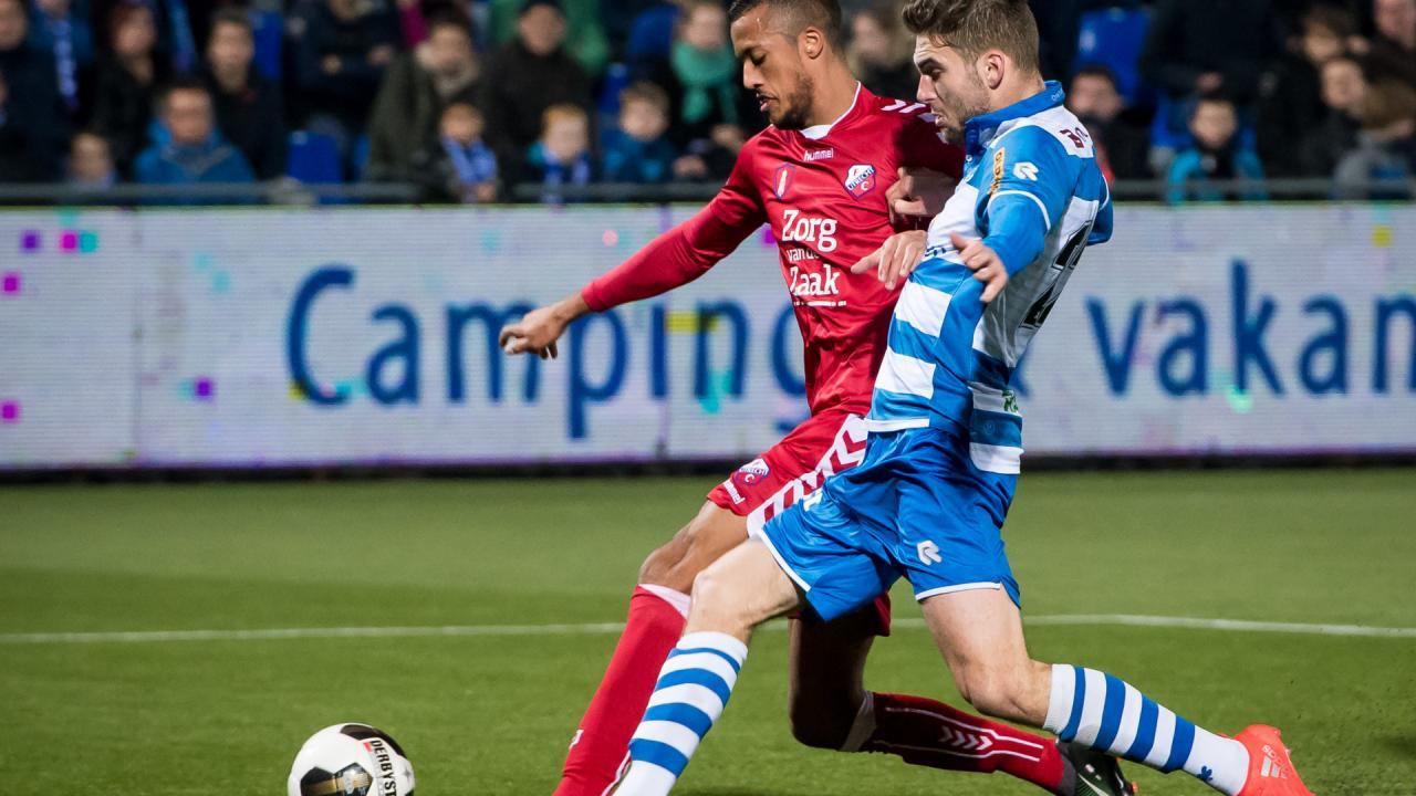 Geef je op voor PEC Zwolle – FC Utrecht - Elburger SC