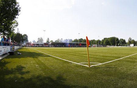 Sportpark gesloten op Hemelvaartsdag en Pinkstermaandag - Elburger SC