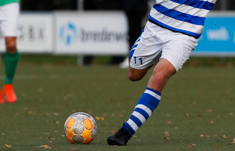 Elburger Sportclub verliest met 1-0 van Sportclub Rouveen - Elburger SC